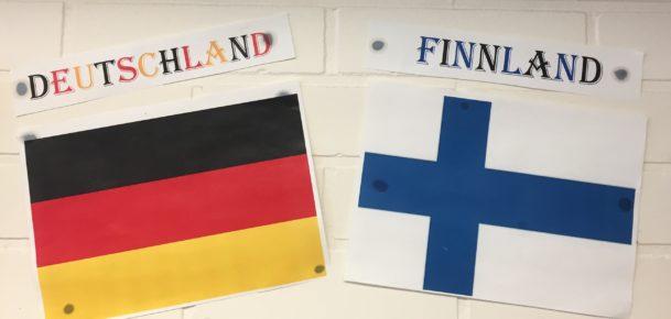 Jämijärven keskuskoulun kansainvälisyysmatka Saksaan